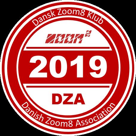 DZA mærke 2019